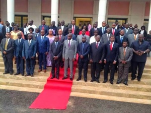 NOVO GOVERNO DA GUINÉ-BISSAU