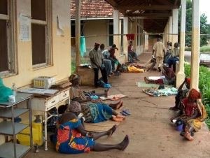 SAÚDE NA GUINÉ-BISSAU